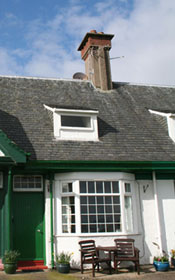 Self catering cottage in Arran